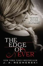 The Edge of Never by J. A. Redmerski (2013, Paperback)