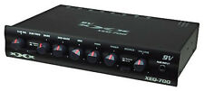 Xxx 7 Band Graphic Equalizer With Led Power Meter & Subwooer Output