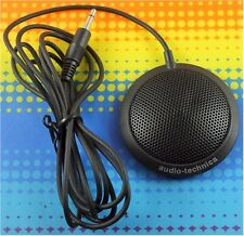audio-technica ATR97 Omnidirectional Condenser Boundary Microphone ++FREE SHIP!