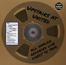 "WILLY MASON & BRENDON BENSON Live Upstairs United 12"" LP NEW raconteurs RSD 2016"