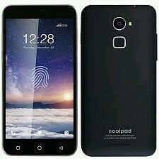 COOLPAD NOTE 3  LITE , 3GB 16 GB 4G FINGER PRINT AMAZON RETURNED