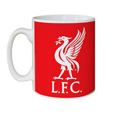 Personalised 100% Liverpool FC Mug Christmas Birthday Xmas Gift Idea for Fans