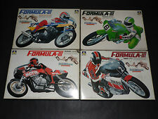 Aoshima 1/12 formule 111 moto modèle kit collection.