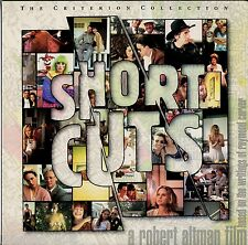 SHORT CUTS Laserdisc Movie Criterion LD #231