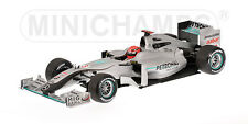 Mercedes GP Petronas showcar 2010 M.Schumacher 150100073 1/18 Minichamps