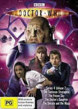 DOCTOR WHO Series 4 Vol 2 DVD R4