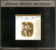 cd A TRIBUTE TO STEVE GOODMAN Mobile Fidelity Sound Lab 2-8454 played once NMint