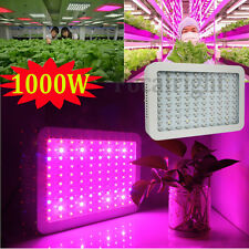 1000W Full Spectrum Hydro LED grow light for medical plants veg and bloom Fruit