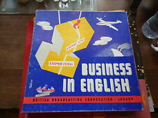 business in english - british broadcasting corporation - english by radio bbc