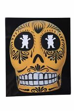 "Grizzly Griptape P-Rod Sugar Skull 5"" Paul Rodriguez Skateboard Sticker"