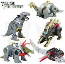 NEW YEAR TOP Transformer G1 Sludge 3.0 Snarl Grimlock Swoop Slag Dinobot Set