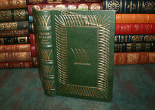 EASTON PRESS LEATHER 22K COLL EDITION 100 GREATEST LEAVES OF GRASS WHITMAN