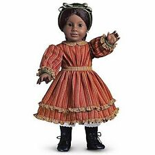 NEW AMERICAN GIRL ADDY STRIPED DRESS Pleasant Company Doll Clothes NO DOLL