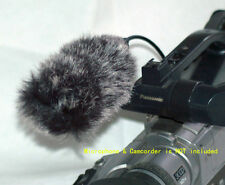 WindCutter fur mic windscreen for Canon XL1 XL1s XL2  XLH1 microphone