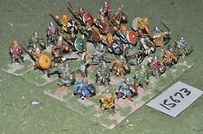 25mm viking warband 30 figures (15673)