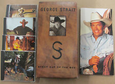"""Strait Out of the Box by George Strait Box Set """"Excellent Condition"""" See Pics!!"""