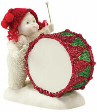 Snowbabies 4031802 You've Got The Beat Baby ornament NEW IN BOX 19832