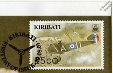 RAF SOPWITH CAMEL WWI Biplane Aircraft Stamp FDC (100 Years of Powered Flight)