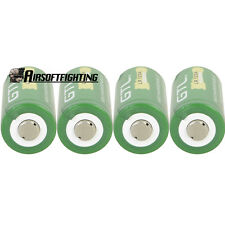 4X GTL CR123A UF 16340 Protected 3.8V 2000mAh Rechargeable Battery for SureFire