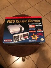 Nintendo Nes Classic Edition Mini 30 Games 2016 System Console SOLD OUT