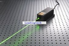 Adjustable Lab 532nm 1000mw 1W Green Laser Dot Module +Analog+TEC Cooling