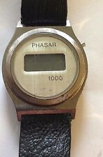 VINTAGE PHASAR 1000 WATCH SEARS AND ROEBUCK AND CO.