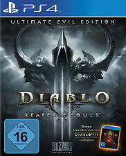 Diablo III: Reaper Of Souls -- Ultimate Evil Edition (Sony PlayStation 4, 2014)