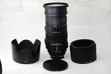 "Sigma AF 50-500mm F/4.5-6.3 APO HSM DG OS For Pentax ""Excellent++ "" #0531"