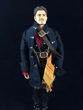 Pirates of the Carribean Will Turner Actionfigur 30cm 12 inch Puppe Zizzle Neca