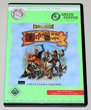 Defender of the Crown-Collectors Edition 2002-Cinemaware PC Mac CD ROM