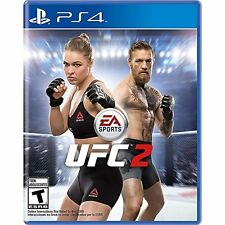 EA Sports UFC 2 - PlayStation 4 The Best UFC  the Octagon  athletes, MMA le