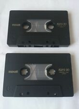 1x Maxell XLSII-S 90 Position High Chrome-Very Rare-Audio Tapes