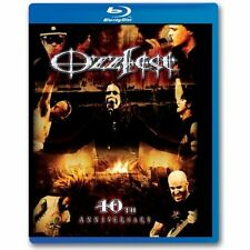 Ozzfest: 10th Anniversary Blu-Ray With Various Artists Music & Concerts On