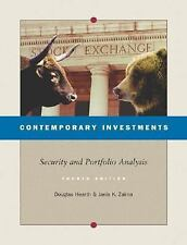 Contemporary Investments: Security and Portfolio Analysis