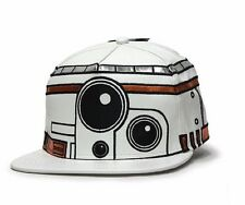 Star Wars The Force Awakens BB-8 Bigface Snapback Licensed Hat