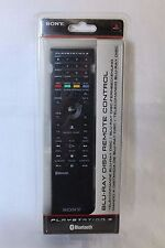 Official Sony Blu Ray Disc Remote Controller For Sony Playstation 3 / PS3 - New