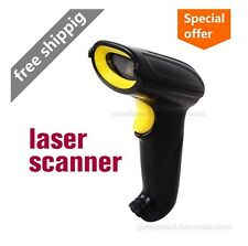 New Usb Laser Scan Barcode Scanner Bar Code Reader UK