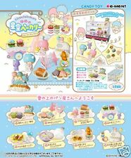 Re-ment Sanrio Miniature Little Twin Stars Bakery Set rement Full set of 8