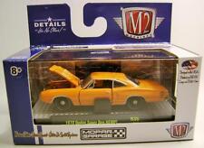 1970 '70 DODGE SUPER BEE HEMI MOPAR GARAGE M2 MACHINES DIECAST 2017