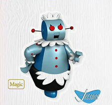 2010 Hallmark ROSIE THE ROBOT Talking Magic Ornament JETSONS *Priority Shipping*