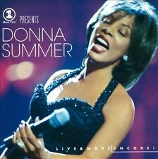VH1 Presents: Live & More Encore! by Donna Summer (CD, Jun-1999, Epic) Like New!