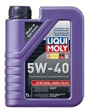 1L Liqui Moly Motoröl Synthoil High Tech 5 W-40 1306 Vollsynthetisch