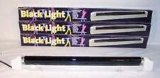2 NEW STYLE BLACK LIGHT FIXTURE W BULB dj party lights 18 inch glow in the dark