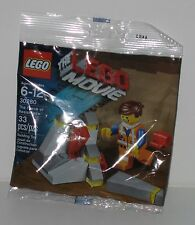 30280 LEGO Movie The Piece of Resistance – 100% Complete Polybag NEW COND 2014