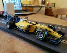 Scalextric Renault RS16 F1 decals Carrera Palmer Magnussen Slot Car 2016