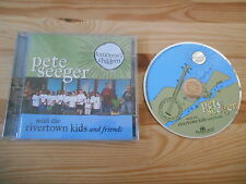 CD Folk Pete Seeger - Tomorrow's Children (19 Song) APPLESEED cut out