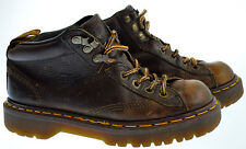 Vintage Doc Dr Martens Brown Leather Boots Women 5 UK 7 US AIRWAIR 8287 England