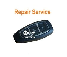 Ford Focus Kuga Mondeo Galaxy C-max 3 button keyless entry remote REPAIR SERVICE