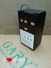 GEB121 Battery for LEICA TPS400/TPS700/TPS800/TPS1000 Total Stations 6V 4200mah