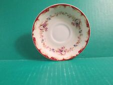 "Vintage Occupied Japan Hand Painted ""Yamaka China"" Saucer"